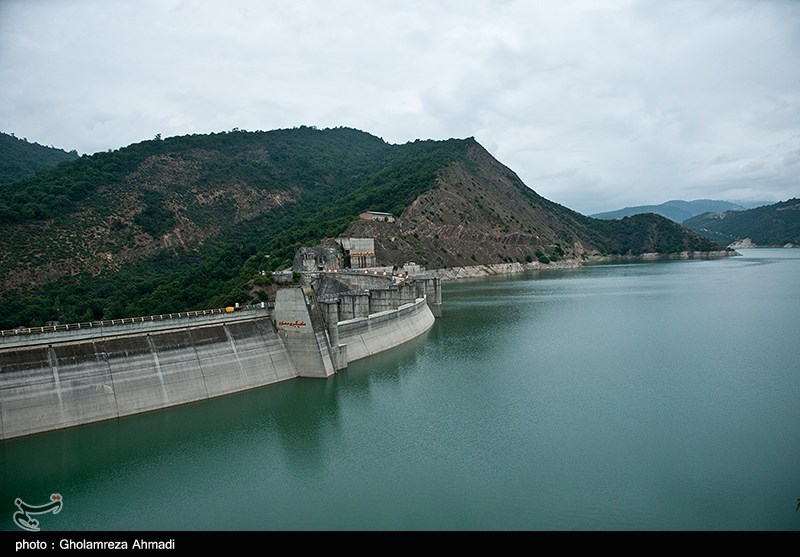 Shahid Rajaee Dam in Sari: A Tourist Attraction of Iran - Tourism news
