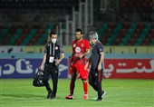 Vahid Amiri Sidelined for A Month with Hamstring Injury