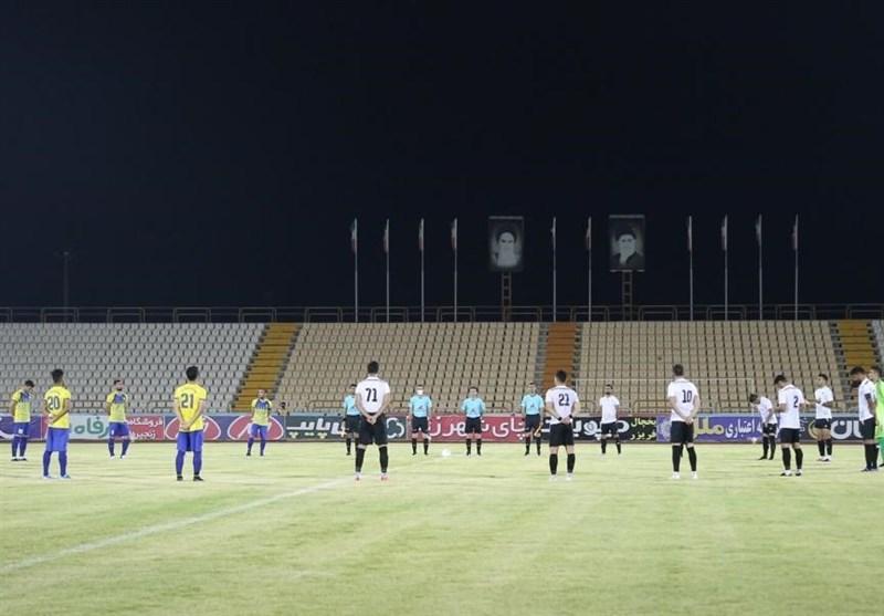 تست کرونای یک بازیکن شاهین شهرداری بوشهر مثبت اعلام شد