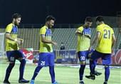 لیگ برتر فوتبال  برتری یک نیمهای نفت مسجدسلیمان مقابل ماشینسازی