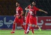لیگ برتر فوتبال  پرسپولیس؛ پسا کرونا هم روی نوار پیروزی/ پیکان قعرنشین ماند