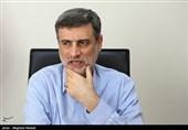 """کتاب """"گفتمان دولت مردم"""" نوشته قاضیزاده هاشمی منتشر شد"""