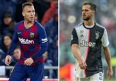 آرتور با یوونتوس و پیانیچ با بارسلونا قرارداد بستند
