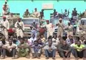 شماری از مزدوران سودانی در راه لیبی دستگیر شدند