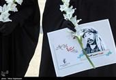 روایت تسنیم از مراسم وداع شهید نسیم افغانی؛«پناهگاهت با هر زبانی، آغوش ضامن آهوست»