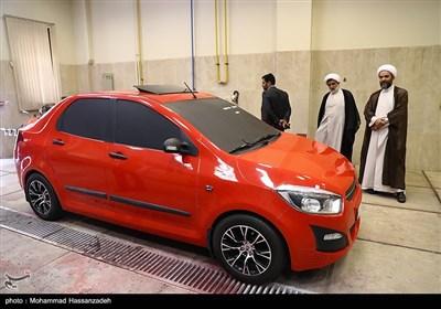 نمایشگاه پلتفرم جدید خودرو ملی در دانشگاه علم و صنعت