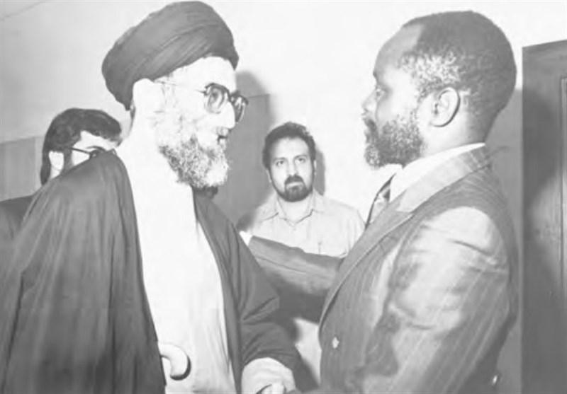 قاره آفریقا , امام خمینی(ره) , امام خامنهای ,
