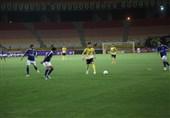 لیگ برتر فوتبال| سپاهان با شکست گلگهر فاصلهاش با پرسپولیس را حفظ کرد