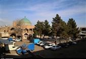 «سرای رضوی» قزوین، چشمانتظار گردشگران به روایت تصویر