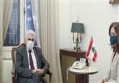 دیدار بحثبرانگیز وزیر خارجه لبنان با سفیر آمریکا