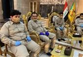 آزادی اعضاء بازداشت شده گردانهای حزب الله عراق +تصویر