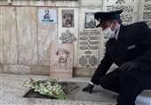 آرامش نسیم جانفزا در حریم رضوی / پیکر شهید افغانستانی دفاع مقدس در بارگاه شمسالشموس آرام گرفت
