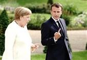 آینده اروپا بعد از بحران کرونا محور اصلی مذاکرات ماکرون و مرکل در برلین