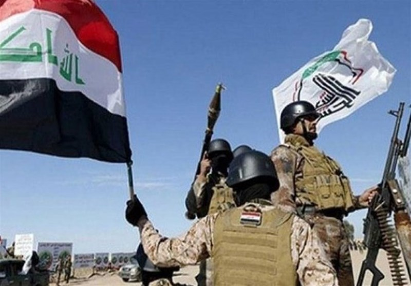 مقابله حشد شعبی با داعشیها در کرکوک/ 3 داعشی کشته و یا زخمی شدند