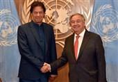 عمران خان رئیس جلسه حفاظت از محیط زیست سازمان ملل شد