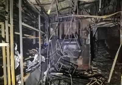 جزئیات مرگ ۱۸ نفر در انفجار و آتشسوزی مرکز درمانی سینا + تصاویر