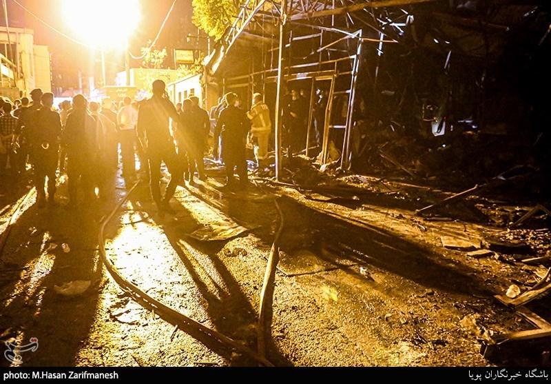 دادستان تهران: تأیید مرگ 18 نفر بر اثر انفجار در مرکز درمانی سینا/ فعلاً نمیتوان آمار دقیقی از تلفات ارائه کرد