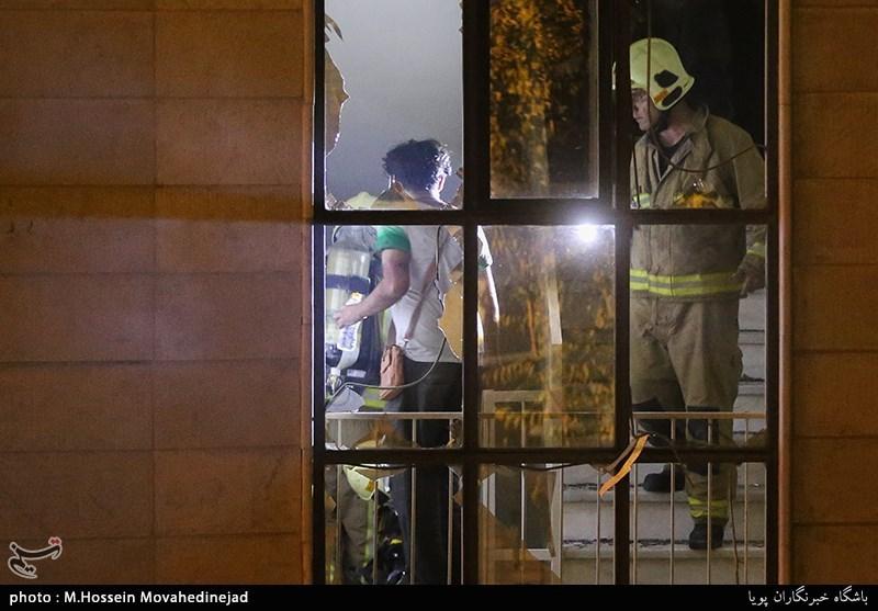 درگذشت عضو هیات علمی دانشگاه علوم پزشکی تهران درحادثه کلینیک سینا