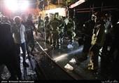 تہران؛ سینا اطہرکلینک میں خوفناک آتشزدگی، 19 افراد جاں بحق+ تصاویر