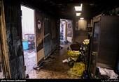 انفجار در داروخانهای در خیابان هشت بهشت اصفهان؛ کپسولهای گاز زیرزمین عامل آتشسوزی