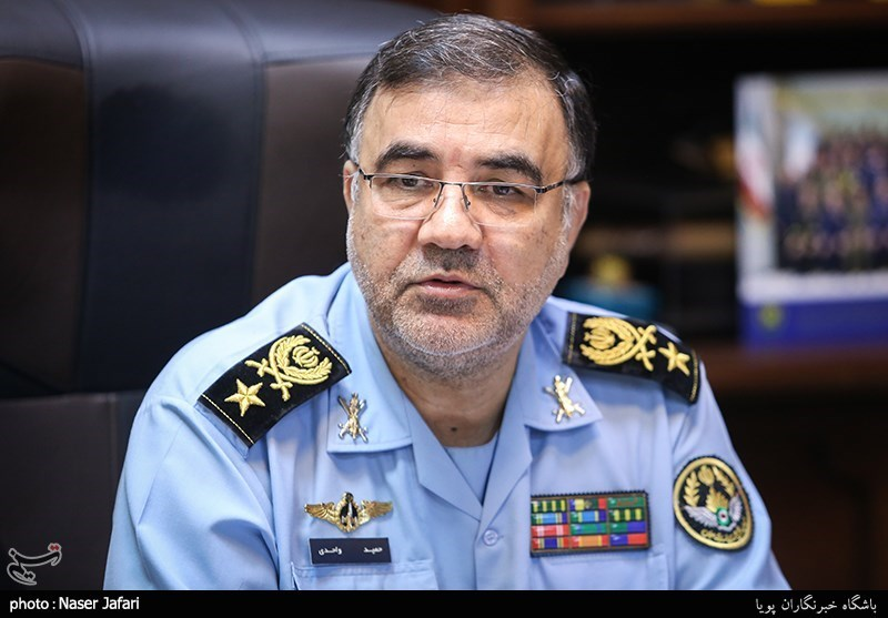 Iran Begins Development of Heavy Fighter Jet