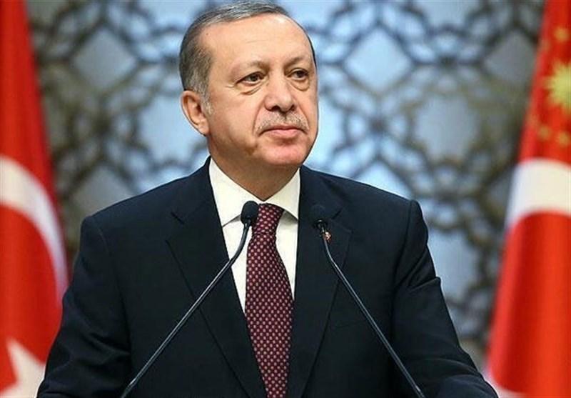 نشست مجازی آستانه |اردوغان: ترکیه مخالف فعالیتهای تجزیهطلبانه در سوریه است
