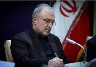 پیام تسلیت وزیر بهداشت در پی شهادت رئیس بیمارستان لبافینژاد تهران بر اثر کرونا
