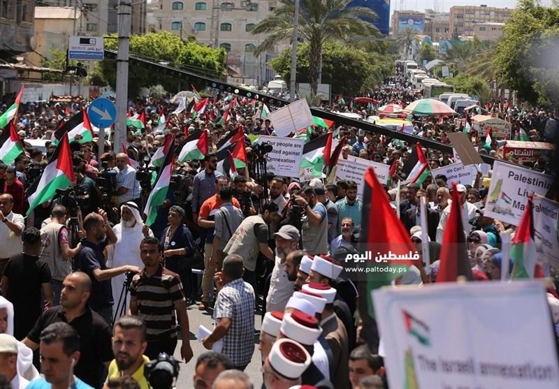 """الفصائل الفلسطینیة: قرار الضم """"الإسرائیلی"""" تهدید لوجود شعبنا ویفسح المجال أمام انتفاضة ثالثة"""