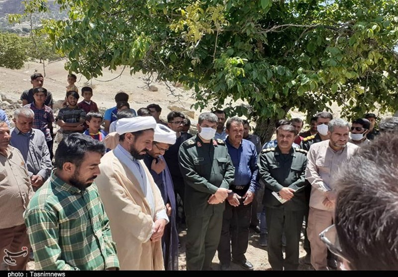 کهگیلویه و بویراحمد| 8 پروژه محرومیتزدایی در بخش محروم لوداب افتتاح شد