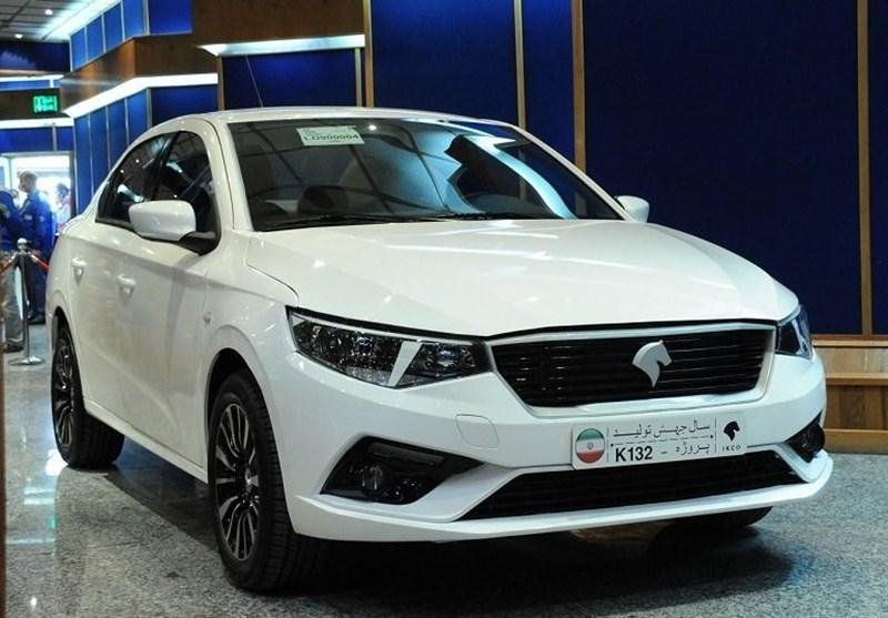 افزایش 39 درصدی تولید در ایران خودرو/ سهم 54 درصدی در بازار خودروهای سواری