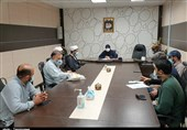 نیروهای جهادی برای کمک به کادر درمان دزفول دست به دست هم میدهند + تصاویر