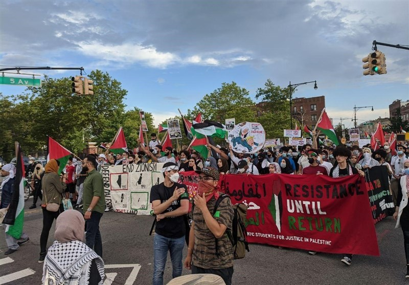 Hundreds March in NYC to Protest Israel's West Bank Annexation Plan (+Video)