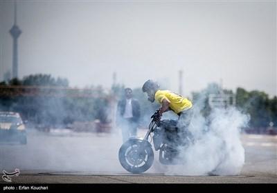 افتتاحیه آکادمی بین المللی موتورسواری و اتومبیلرانی