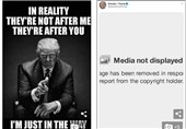 Twitter Removes Trump's Tweet over Copyright Violations