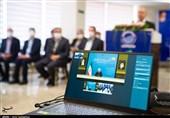 گزارش تصویری آیین افتتاح طرح های ملی وزارت نیرو در استان فارس