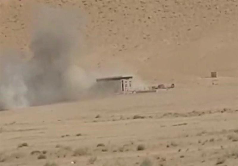 حشد شعبی حمله داعش به جنوب سامراء را خنثی کرد