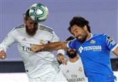 لالیگا  گام بلند رئال مادرید به سوی قهرمانی با غلبه بر ختافه