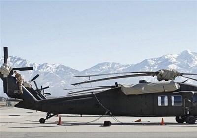 فرود اضطراری یک بالگرد آمریکایی در کره جنوبی