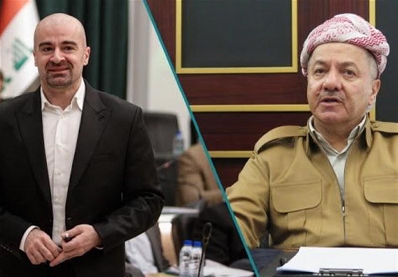 کردستان عراق| دیدار غیرعلنی فرزند طالبانی با بارزانی /ترکیه پرونده نفتی اقلیم را مدیریت میکند!
