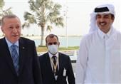 گزارش| اهداف اردوغان از سفر به قطر چه بود؟