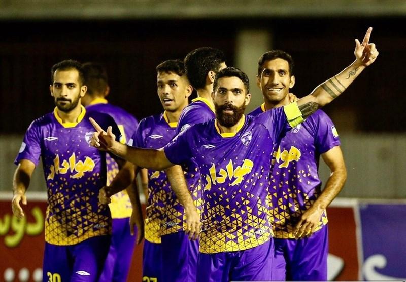لیگ دسته اول فوتبال  پایان هفته بیستوهشتم با پیروزی شاگردان عنایتی