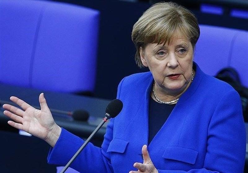 درخواست مرکل از ارتش آلمان برای کمک به مهار کرونا در شهرها