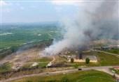 انفجار در کارخانه مواد محترقه در ترکیه؛ 73 مجروح و 2 کشته تاکنون