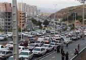وقتی شهروندان کردستانی اعتقادی به بیماری کرونا ندارند؛ تردد در وضعیت قرمز کرونایی +تصاویر