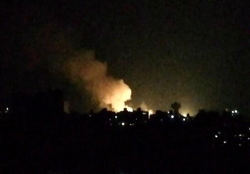 حمله جدید رژیم صهیونیستی به اهدافی در خاک سوریه
