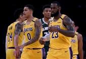 اعلام لیست شعارهای مجاز روی پیراهن بازیکنان NBA