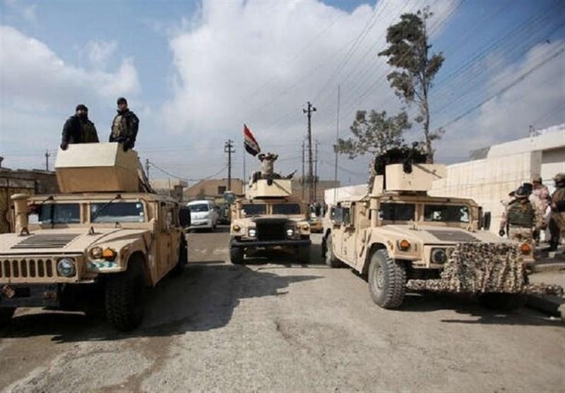 حمله داعش به مراکز امنیتی عراق در دیاله/ دفع حملات داعشیها در کرکوک توسط حشد شعبی