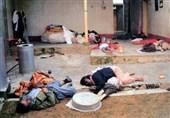 گزارش ویدئویی ا روایت تلخ رزمنده همدانی از بمباران شیمیایی حلبچه/ حقوق بشر آمریکایی با طعم سیانور