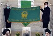 حال و هوای روز میلاد امام رضا (علیه السلام) در کهف الشهداء تهران