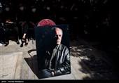 مراسم تشییع پیکر زندهیاد سیروس گرجستانی بازیگر سینما و تلویزیون